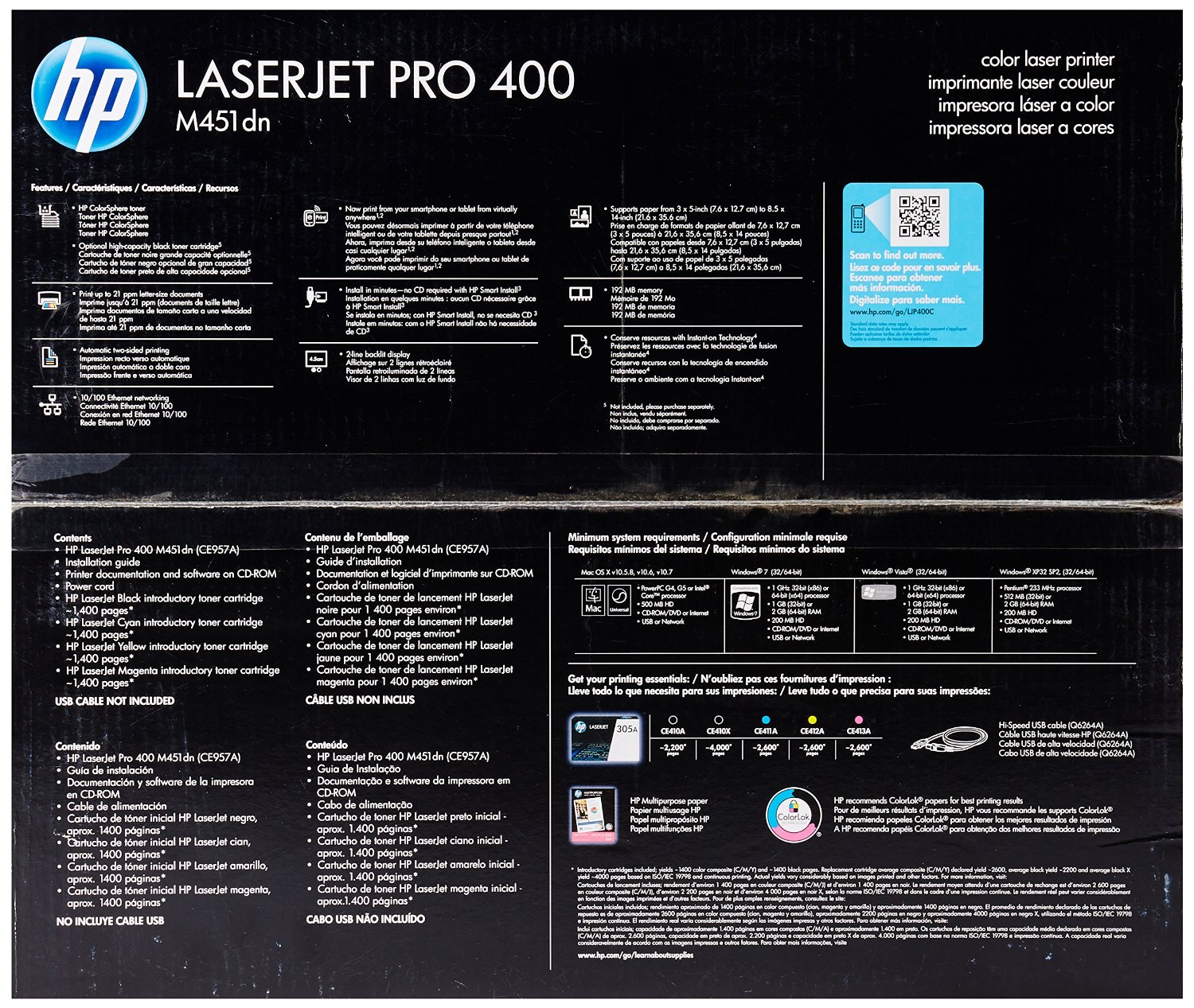 HP-Laserjet-Pro-M451dn-Color-Printer-Discontinued-By