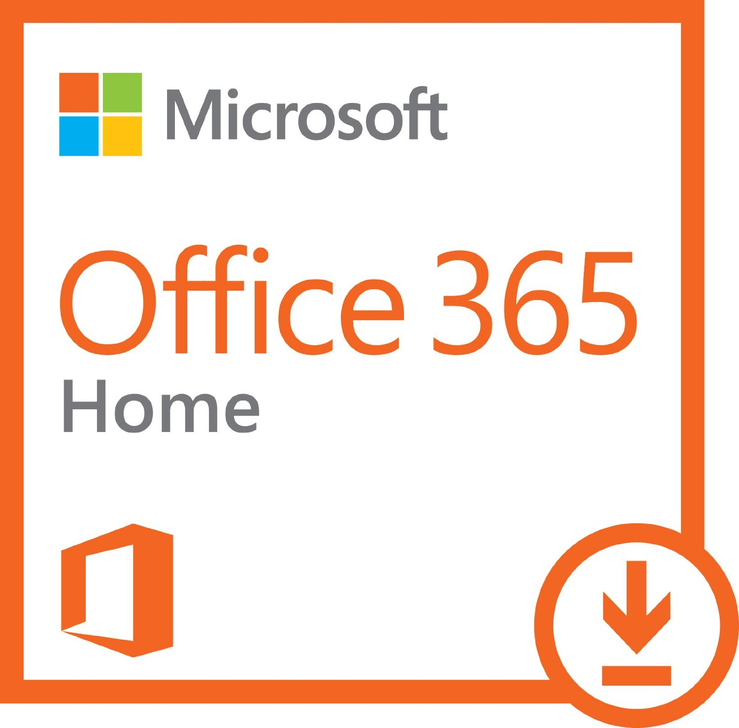 Microsoft Office 365 Home 12-month Subscription - GearBrokers