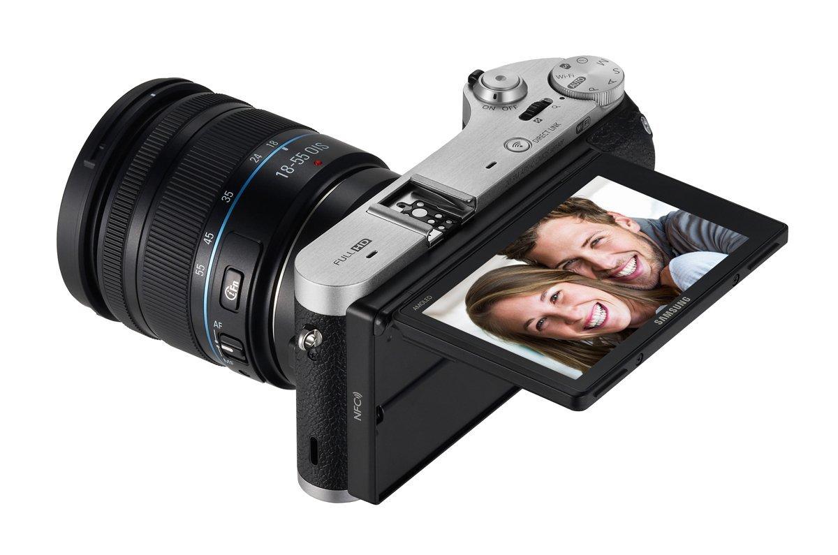 Samsung NX300M Camera Mac